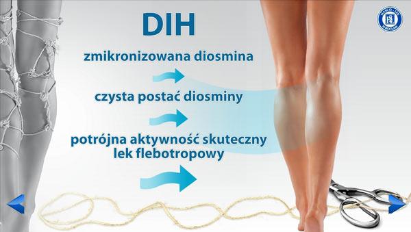 DIH - prezentacja medyczna