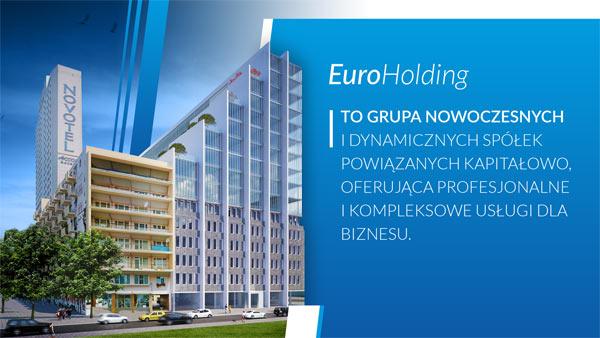 Prezentacja firmy Euroholding