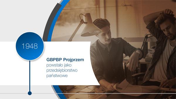 Prezentacja firmowa GBPBP