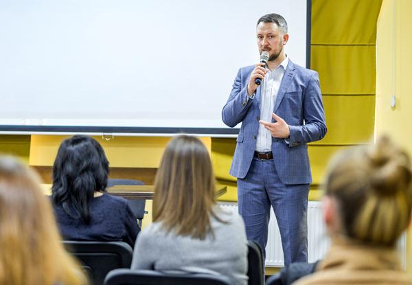 Prezentacja na konferencję