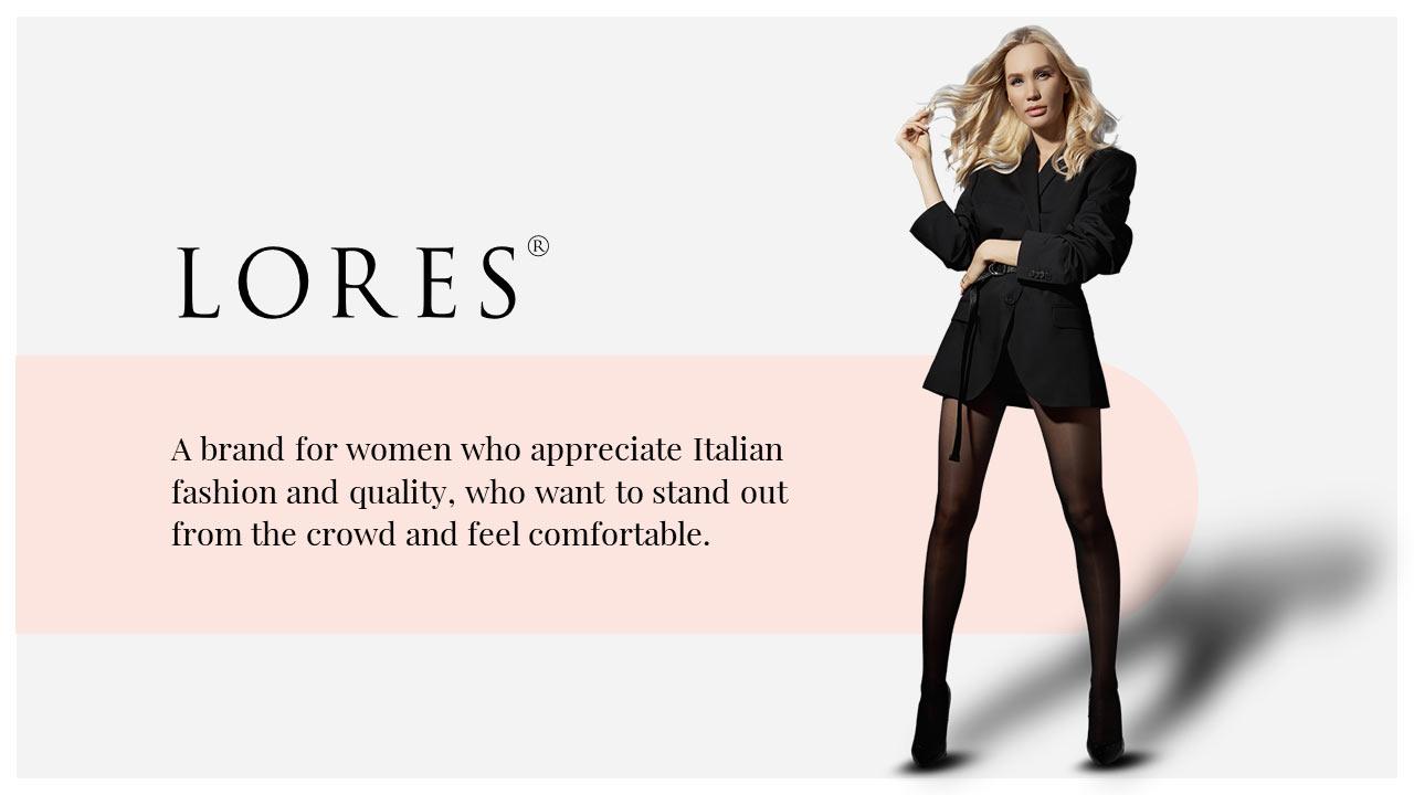 Lores - prezentacja firmy