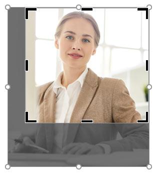 PowerPoint - przycinanie zdjęcia
